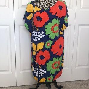 Marimekko dress.